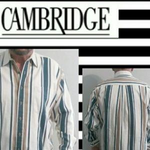 Other - 🤠 Cambridge Mens Western Shirt